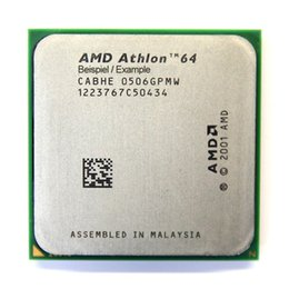 Meeting First Socket 939 Processors: AMD Athlon 64 3800  and ...