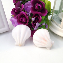 Wholesale 15pcs Cool Diy Crafts Natural Sea Shells 3 4cm Home Decor Aquarium Decoration Nautical