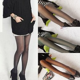 Wholesale 2015 High Quality New Fashion Sexy Stockings Women s Lady Glitter Shiny Pantyhose Glossy Tights Colors Drop Free CW17016