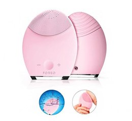Wholesale Facial Skin Cleaner Luna FOREO LUNA Ultra Sonic Facial Cleaner Electric Facial Clean Tool Instrument beauty instrument
