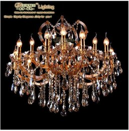 Magnificent Chandelier Online Shopping 25 best ideas about diy chandelier on pinterest rustic mason jars hanging jars and rustic chandelier Amber Maria Theresa Crystal Chandelier Luxurious Torch Crystal Lighting Lamps Chrystal Lampadario Mds38 D800mm H680mm Online