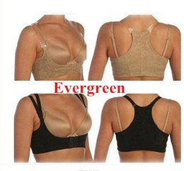 Wholesale sexy corsets BODY SHAPER Seamless slimming chest holder shaper Bra Push Up BREAST SUPPORT