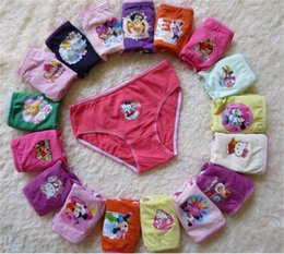 Wholesale New Arrive new children panties underwear children panties years
