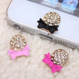 Wholesale Exquisite Alloy Diamond Paste For Apple Iphone 4 4s 5 5c 5s 6 6s Home Button Decor Stickers Crystal Bling Affixed Metal Buttons Bling Home Decor