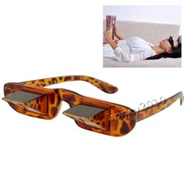 Wholesale Reading Glasses Vision Care High Definition Horizontal Lazy Glasses YJ2 Bed Spectacle for Vision Care Pink Brand New