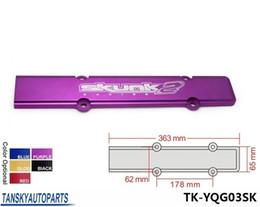 Танский-1PCS-СК 2 B-Series Свеча зажигания VTEC крышки провода алюминиевого двигателя Подключите Обложка для Honda B16A B18C1 B18C5 (по умолчанию Цвет: фиолетовый) ТК-YQG03SK