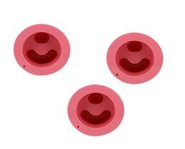 Wholesale round plastic nail soaking tray nail soaking bowl UV Gel Acrylic Nail Art Hand Soak Tray Treatment