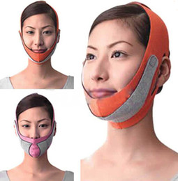Wholesale health care thin face mask slimming facial thin masseter double chin skin care thin face bandage belt