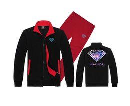 Wholesale 2017 men Sweatshirts Diamond Suppl set brand BILLIONAIRE BOYS CLUB hip hop BBC pullover hoodie pants