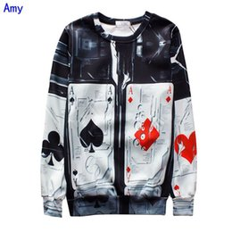 Discount Diamond Printed Hoodies For Men | 2017 Diamond Printed ...