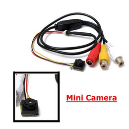 2017 Small Camera For Home Security Smallest 3 6mm Cctv Mini Camera 600tvl Cmos Small Lens