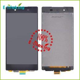Lcd Pour Sony Z4 LCD Écran Tactile Numériseur Assemblage Pièces De Remplacement De Haute Qualité Pour Sony Z4 LCD Noir Blanc