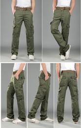 Forest Green Cargo Pants Online | Forest Green Cargo Pants for Sale
