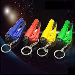 Envío gratuito coche de seguridad Martillo Hammer Mini / Ventana / Pausa Seguridad Salvamento Martillo triturador de cristal martillo de emergencia # 71553