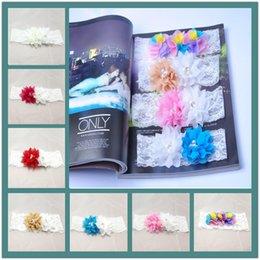 Wholesale New Bridal Garters Wedding pearl flowers Garte Decoration Product Supplies