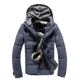 New Arrival cotton-padded Jackets Fashion Men's Sports Snow Winter Coats Mens outerwear M-5XL Hooded Warmer Outerwear plus size