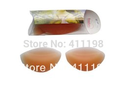 Wholesale new design women Breast pads WL1008 Silicone Bra Gel invisible inserts Pads Push Up thick shapes