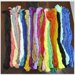 Wholesale 28 colors spain desigual scarf women FashionCotton and linen fold long shawl scarves Loop Infinity Scarves
