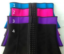 XS-3XL 4 цвета женщин латекс резиновые талии обучение Cincher подпором корсет тело Shaper Shapewear