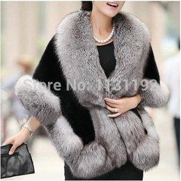 2016 Шуба осень и зима теплая Новый Fox меховой жилет жилет верхней одежды женщин моды Норка Кролик плюс размер