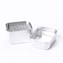 Wholesale 30 Holes Dental Endo file Box Disinfection Box High Speed Bur Holder