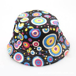Wholesale Children Caps Kids Hat Sun Hat Girl Fashion Beanie Hat Caps Baby Hat Kids Cap Boys Girls Bucket Hat Infant Caps Via DHL