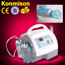 Wholesale Home use hydro water dermabrasion hydra facial machine for facial cleansing wrinkle removal skin lifting US UK AU EU plug