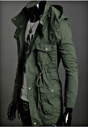 Military Mens Overcoat Online | Mens Military Style Overcoat for Sale