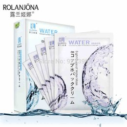 Wholesale 8 Cups Of Water mask Nutritious SPA Facial Mask Hydrating Mask skin care products A Can Do