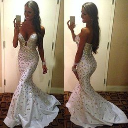 Prom dress long 958
