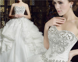 White Diamond Princess Wedding Dresses Online | White Diamond ...