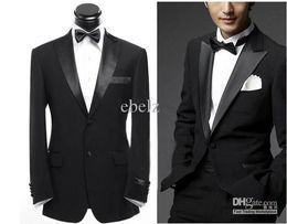 Wholesale BUY Custom made NEW High quality Men s Dress Groom Wear Accessories groom suits Groom Tuxedos