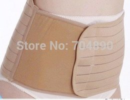 Wholesale Color Postpartum Recovery Belt Pregnancy Girdle Tummy Band Slim Slimming Yellow