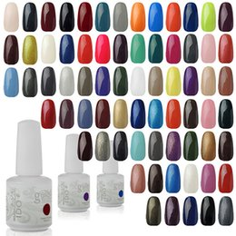 Wholesale DHL TNT Nail Polish Fashion IDO Gelish Nail Art Soak Off Colors Harmony Nail Gel UV Gel For Nails Gel Polish