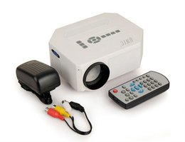 UC28 pico projecteur portable Mini LED de jeu vidéo HDMI, poche home cinéma projetor Projecteur numérique pour 80