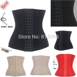 Wholesale Chrismas Newest Full Steel Bone Waist Training Corset Hanging Shoulder Sexy Leather Bustiers For Women Push Up Corset Colors