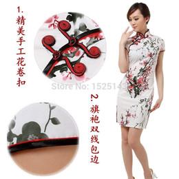 Wholesale Chinese Vintage Qipao cheongsam national costume evening Women Dress wedding clothes days work JY061
