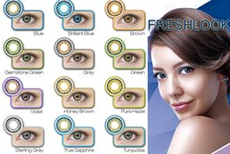Wholesale 1pair PRODUCED BY KOREA FACTORY color contact lenses colors mixed DHL years experience TOP quality