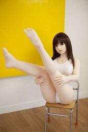 Wholesale juguetes sexuales para adultos sexo de la vagina de la muñeca establecieron con muñecas muñeca maniquí masculino dispositivo de castidad de silicona de tamaño natural del sexo muñeca muñecas del amor verdadero peluca