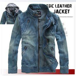 Discount Male Denim Jacket Hood | 2017 Male Denim Jacket Hood on ...