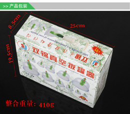 Wholesale Traditional Chinese Medicine Cupping cups sets of cupping with Magnetic therapy device
