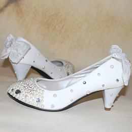 Discount Inch Kitten Heel Wedding Shoes   2017 Inch Kitten Heel ...