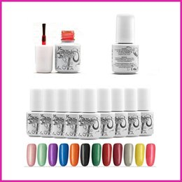 Wholesale 2015 Hot sale Nail Polish Your most love Gelish Nail Polish Soak Off Nail Gel For Salon UV Gel Colors ml supply