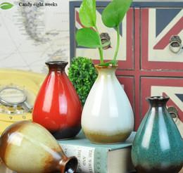 Flower Vase Ceramic Flower Pots Creative Design Pots Home Decoration Wedding Decor Desktop Flower Pots