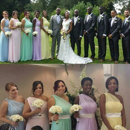 Spring Colored Bridesmaid Dresses Online  Spring Colored ...