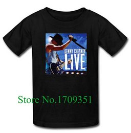 Discount live t shirts T-Shirts Live Those Songs Again Kenny Chesney Printed Men Casual Cotton Short T Shirt Free Shipping