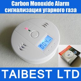 Home Security Safety CO Gas Carbon Monoxide Alarm Detector CE/Rohs/EN50291 with Retail Box Good Quality Not the Cheaper one