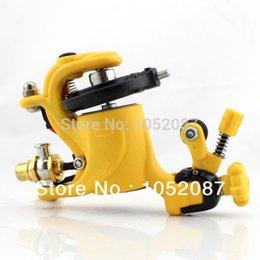 Wholesale Yellow NEW Latest Swashdrive Gen Rotary Tattoo Japan Motor Machine Liner amp Shader