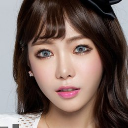 Wholesale 2015 NEW arrive hot sexy colors Glass ball colors very sexy color contact lenses cosplay Contact lenses lens crazy lens DHL