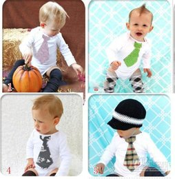 Wholesale 2013 hot sale baby tuxedo rompers baby ties bodysuit newborn one piece romper shirts baby clothes jumpsuit overalls tights WL